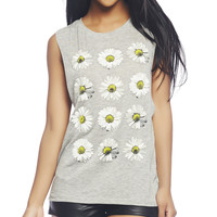 Sunflower Knotted Back | Wet Seal