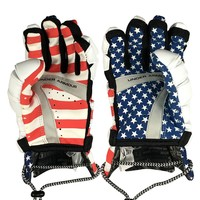Under Armour Elevate USA Lacrosse Gloves