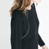 DRESS WITH ZIPS - Woman - New this week | ZARA United States