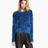 H&M Chenille Sweater $19.95