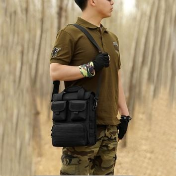 New Fashion Multi Function 6 Color Portable Bag MOLLE Tactical Bag Reconnaissance Tactical Tools Purse Fittings Outdoor bag