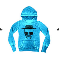 Heisenberg Hoodie for Women | Breaking Bad Clothing | Breaking Bad Sweater
