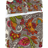 Valentina Ramos Random Flowers Sheet Set