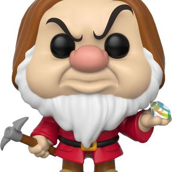 Snow White | Grumpy w/Diamond & Pick POP! VINYL