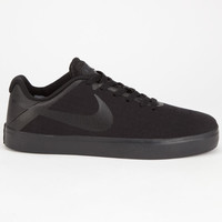 Nike Sb Paul Rodriguez Ctd Lr Mens Shoes Black  In Sizes