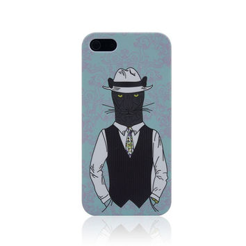 Mr.Panther Parahuman Handmade iPhone creative cases for 5S 6 6S Plus