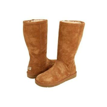 VONEA7H Cyber Monday Uggs Boots Kenly 1890 Chestnut For Women 91 31