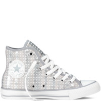 Converse-Chuck Taylor All Star Sequins-Silver