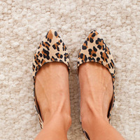 Prowess Leopard Flats