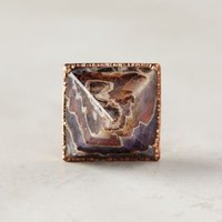Prismatic Gem Knob by Anthropologie in Copper Size: Pyramid Knobs