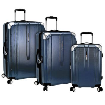 Traveler's Choice New London II 3-piece Luggage Set