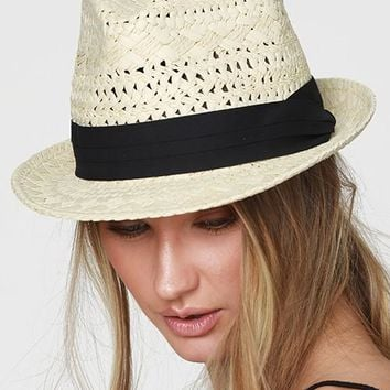Fedora Hat in Natural