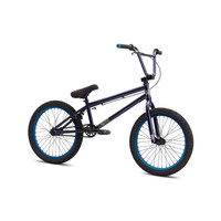 "Hoffman Bikes 20"" Lady Luck BMX Bike Midnight Blue"