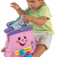 Fisher-Price Laugh & Learn My Pretty Learning Purse