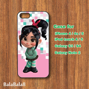 Wreck It Ralph,iPhone 4 case, iPhone 5 case, Blackberry Z10 , Blackberry Q10 case, iPod case, Samsung S3, samsung S4 case, Galaxy note 2
