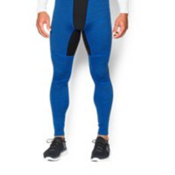 Under Armour Men's UA ColdGear Armour Twist Compression Leggings