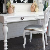 "www.roomservicestore.com - The ""Mixed Up "" Desk in White"