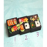 Bento Box Necklace
