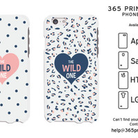 Mild One Wild One Best Friend Matching Phone Cases - 365 Printing Inc