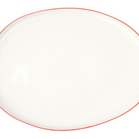 Abbesses Platters in Red