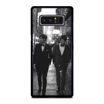 DAN AND PHIL Samsung Galaxy Note 8 Case