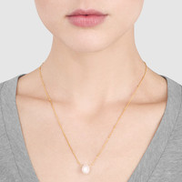 Pearl Nugget Extender Necklace                                                                                                   | MoMA