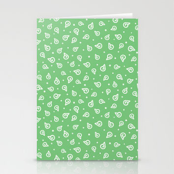 She sells sea shells Stationery Cards by Leanne Friedberg