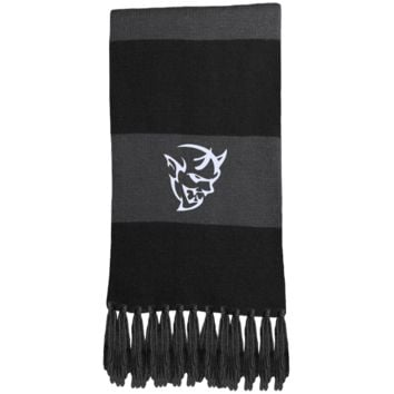 DODGE Demon 2 STA02 Sport-Tek Fringed Scarf