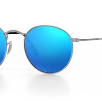Customize Ray-Ban RB3447 Round Sunglasses | Ray-Ban USA