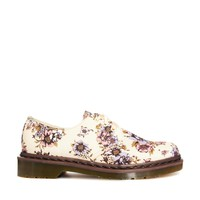 Dr Martens Core Lester Beige Wild Rose 3-Eye Shoes - Beige wild rose