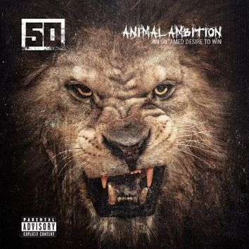 50 Cent - Animal Ambition: An Untamed Desire to Win [Explicit Content] -  (Vinyl)