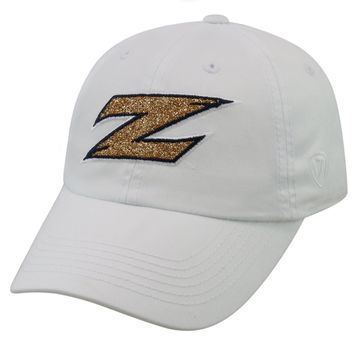 Licensed Official NCAA Adjustable Womens Glimmer 1 Hat Cap by Top of the World KO_19_1