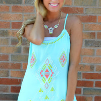 Chic N' Easy Embellished Top