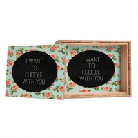 Allyson Johnson Cuddle With You Jewelry Box