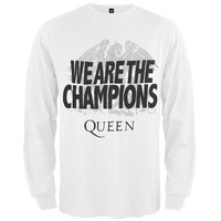 Queen - Champions Long Sleeve T-Shirt