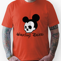 The Walking Dead Mickey Mouse Unisex T-Shirt