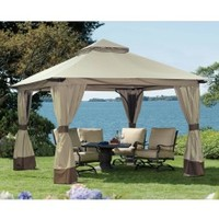 Sunjoy Santa Barbara 12 ft. x 12 ft. Gazebo
