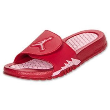 Girls' Gradeschool Jordan Hydro Premier Slide Sandals