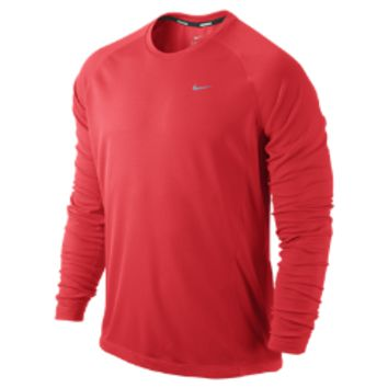 Nike Miler Men's Running Shirt Size XXL (Red)