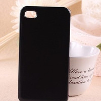 Black iPhone 5 Case Bulk