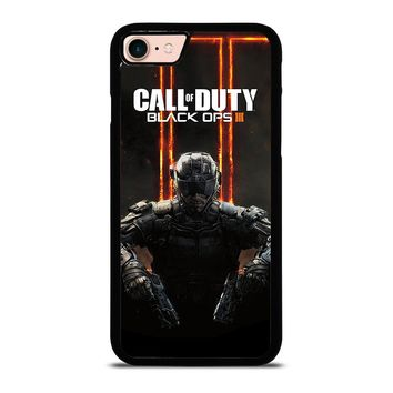 CALL OF DUTY BLACK OPS 3 iPhone 8 Case Cover