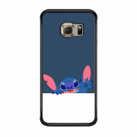 Hello Stitch Disneylilo & Stitch Samsung Galaxy S6 Edge Case