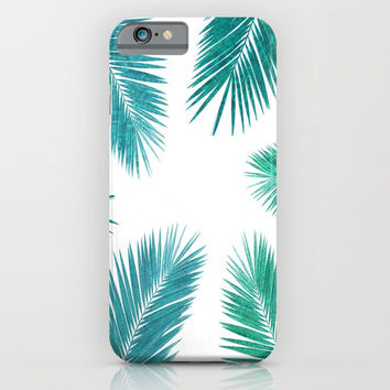 Tropical Vibes. iPhone & iPod Case by Nayers