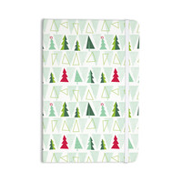 "Allison Beilke ""Pining for Christmas"" Christmas Holiday Everything Notebook"