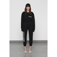 HARD CORE SWEATPANTS BLACK PREORDER