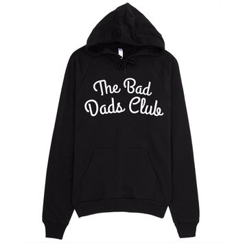 The Bad Dads Club Logo Hoodie