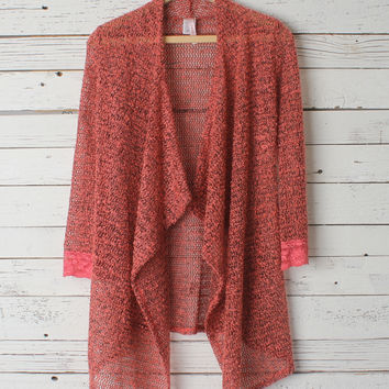 Joy Knit Cardigan