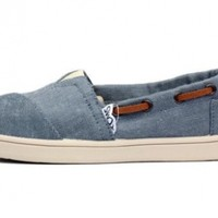 Toms - Youth Chambray Bimini Shoes