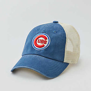 American Needle Chicago Cubs Hat , Blue