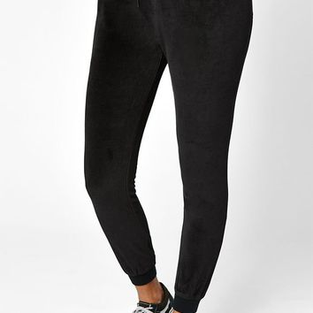 LA Hearts Velour Ribbed Pants at PacSun.com